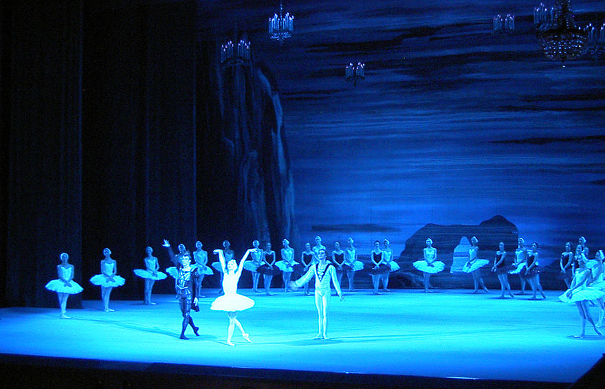 Swan Lake at the Bolshoi 2006