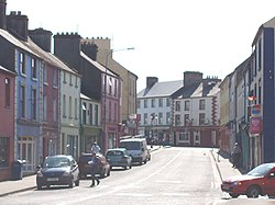 Skyline of Swinford