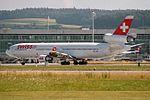 Swiss International Air Lines McDonnell Douglas MD-11 HB-IWE (21396113243).jpg