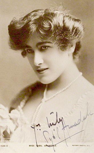 Sybil Arundale - Image: Sybil Arundale