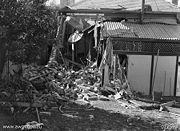 Sydney shell damage (AWM 012593)
