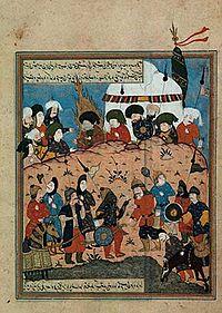 Yazid Karbala Battle of Karbala - Wi...