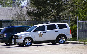 Service of process - Personal service of civil documents is often done by sheriff's deputies.