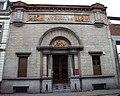 TOURNAI —Façade de 1900 du Cercle Artistique, rue des Clarisses.jpg