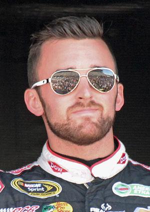 Austin Dillon - Dillon at the 2015 Toyota/Save Mart 350