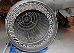 TSR2 afterburner, RAF Museum, Cosford. (13700407694).jpg