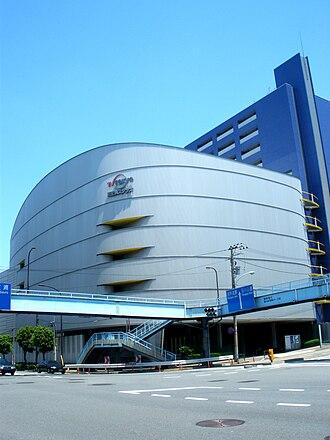 TV Tokyo - Tennōzu Isle studios
