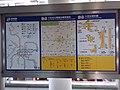 TW 台北市 Taipei 大安區 Daan District 台北捷運 MRT Station interior August 2019 SSG 06 Metro 大安站 Daan Station.jpg