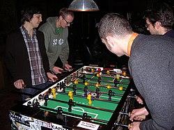 Futbol De Mesa Wikipedia La Enciclopedia Libre