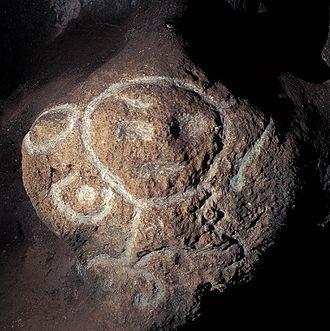 Home - Taíno petroglyphs in a cave in Puerto Rico