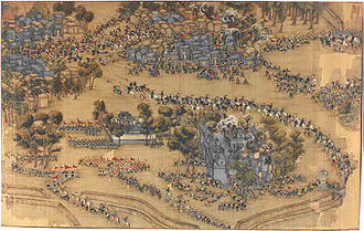 Tongzhi Emperor - Taiping break out of the Qing encirclement