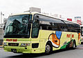 Takamatsu express foot bus kobe ferry bus KL-MS86MP.jpg