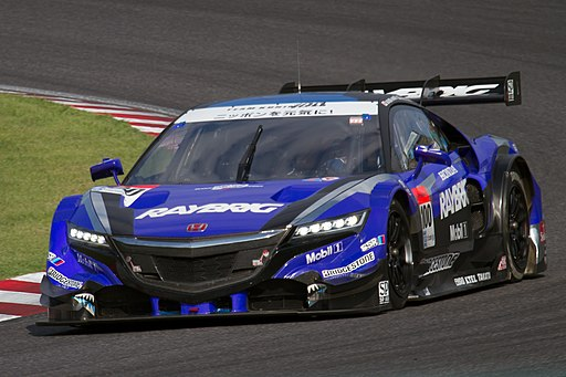 Takashi Kogure 2014 Super GT Suzuka Q2