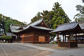 Takemizuwake-jinja shaden.JPG