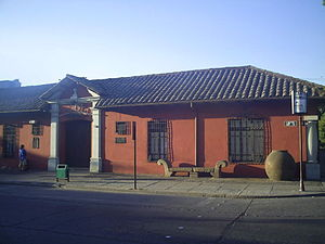 Talca - Image: Talca Museo