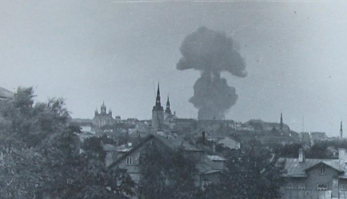 Tallinn defence1941