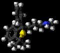 Talsupram molecule ball.png