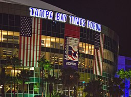 Tampa Bay Times, North Side during GOP2012