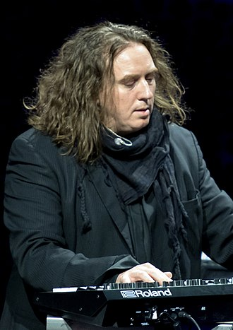 Thorsten Quaeschning - Thorsten Quaeschning performing with Tangerine Dream, Germany 2018