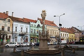Town in Veszprém, Hungary