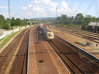 Tatabánya railway station