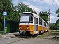 Tatra 4263 41-es villamos Kamaraerdei Ifjúsági Park (1).jpg
