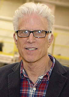 Ted Danson American comedian and actor
