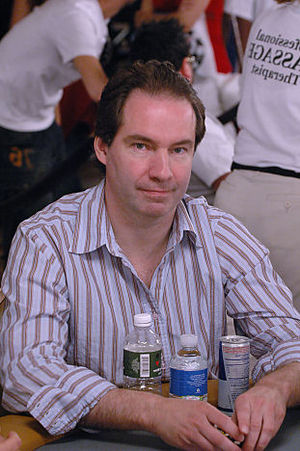 Ted Forrest - Ted Forrest at the 2006 World Series of Poker