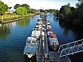 Teddington Lock. - panoramio.jpg