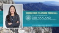 Telephone Town Hall for Deb Haaland in 2020 about COVID-19.png