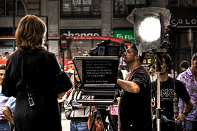 Teleprompter in use.jpg
