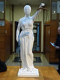 What is justice? (Source: Wikimedia)