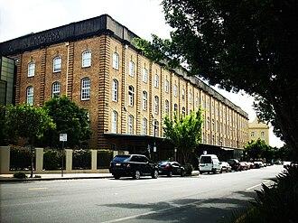 Teneriffe, Queensland - Image: Teneriffe 2