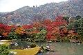 Tenryu-ji garden and Arashiyama (3262596496).jpg