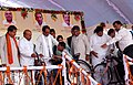 Thaawar Chand Gehlot, the Union Minister for External Affairs and Overseas Indian Affairs, Smt. Sushma Swaraj and the Chief Minister of Madhya Pradesh.jpg