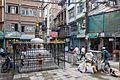Thamel streets - Kathmandu, Nepal - panoramio.jpg