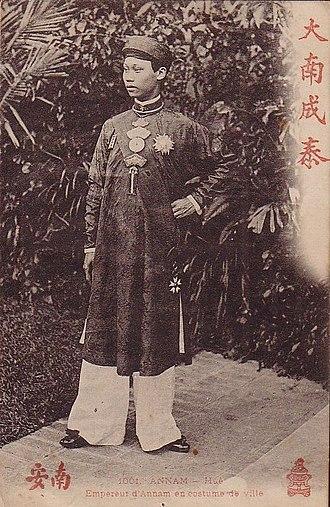 Thành Thái - Image: Thanh Thai 1