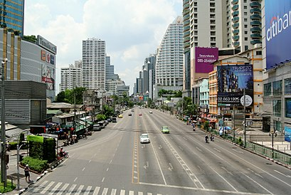 How to get to ถนนอโศกมนตรี with public transit - About the place