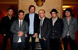 TheNewCities SOCAN Awards 2010-11-22.jpg