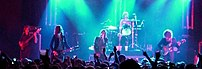 The Strokes live at Stubb's March 14th night b...