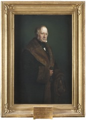 The Artist's Father Col. Count Eugène von Rosen at the Age of 71