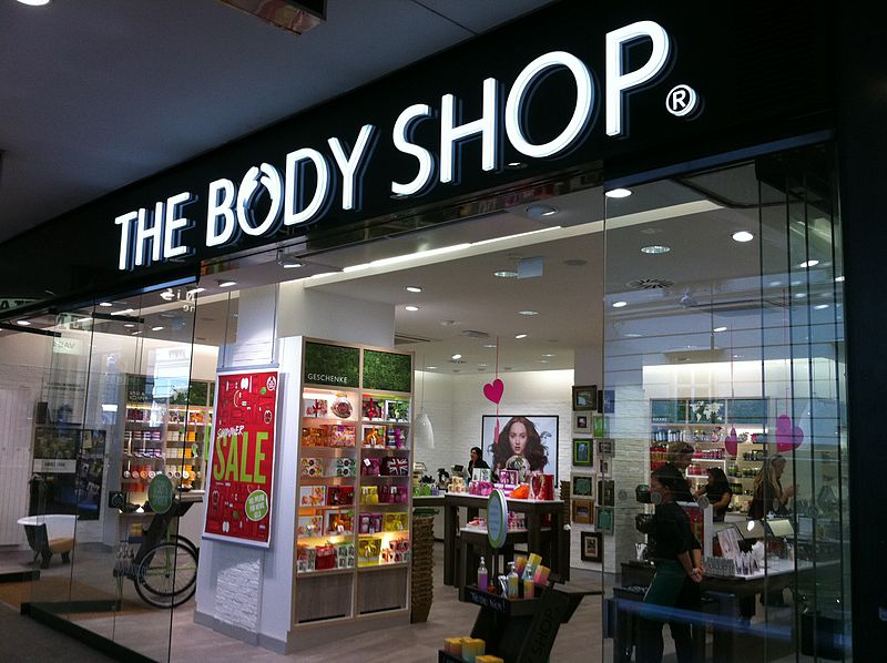 The Body Shop Moves to Open Hiring Approach A Body Shop location