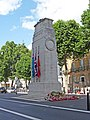 The Cenotaph, Whitehall, London SW1 - geograph.org.uk - 1417690.jpg