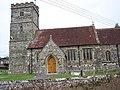 The Church of St John the Evangelist, Hinton Martell - geograph.org.uk - 466014.jpg