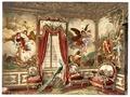The Gobelin Tapestries, Linderhof Castle, Upper Bavaria, Germany-LCCN2002696251.tif