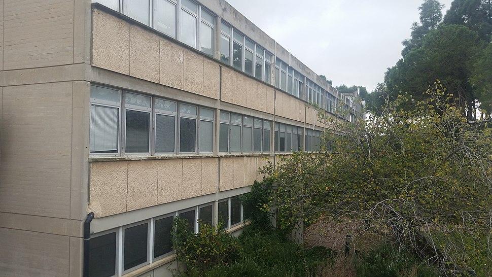 The Leon Recanati Institute for Maritime Studies building (1)