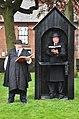 The Meenisters giving the fire and brimstone to the fair folk ....... (3556605201).jpg