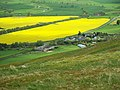 The Northumbrian village of Akeld - geograph.org.uk - 827199.jpg