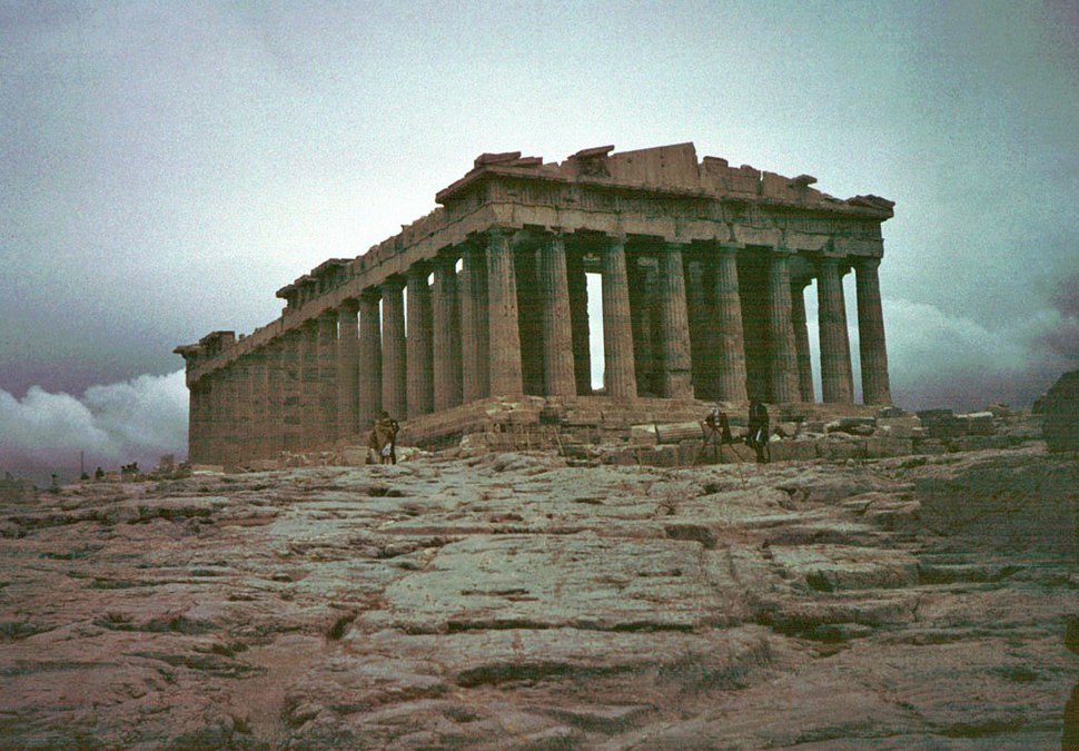 The Parthenon Athens 2