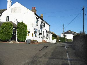 Ripple, Kent - Image: The Plough Inn, Ripple